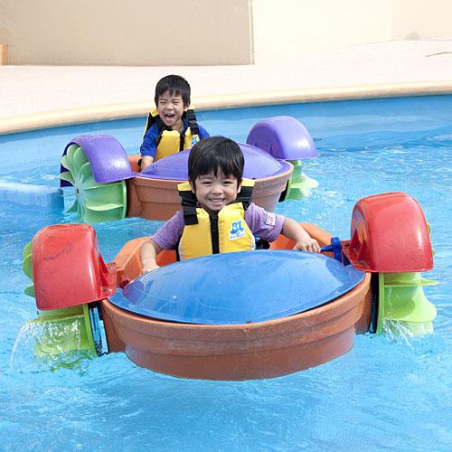 チャイルド手漕ぎボート