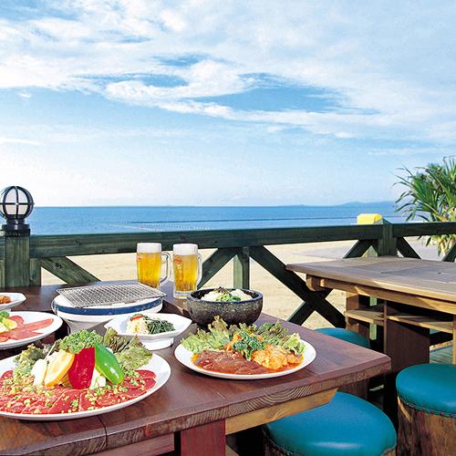 炭火焼肉「美ら浜」 夕食18:00〜21:30
