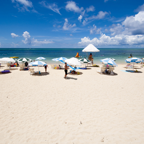 リザンビーチ