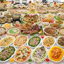中華&広東料理「マンダリンコート」 夕食バイキング(イメージ)