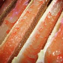 冬の蟹パックプラン