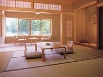 丸沼館の客室