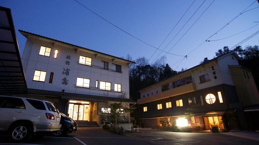 ◆天然温泉うら湯 旅館浦島
