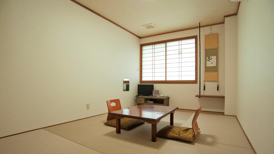 ◆≪和室6畳一例≫~客室は全室【禁煙】となっております