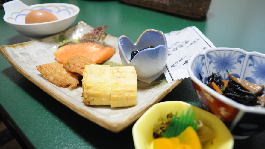 ◆ご朝食一例