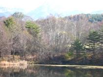 冬のまるやち湖
