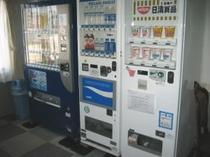 自動販売機(ジュース類)