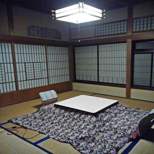 吉川英治お泊りの部屋