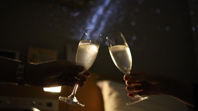 【1日2室限定】プラネタリウムの星空と煌めくみなとみらいの夜景で乾杯☆彡〜素泊まり〜