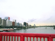 吾妻橋から