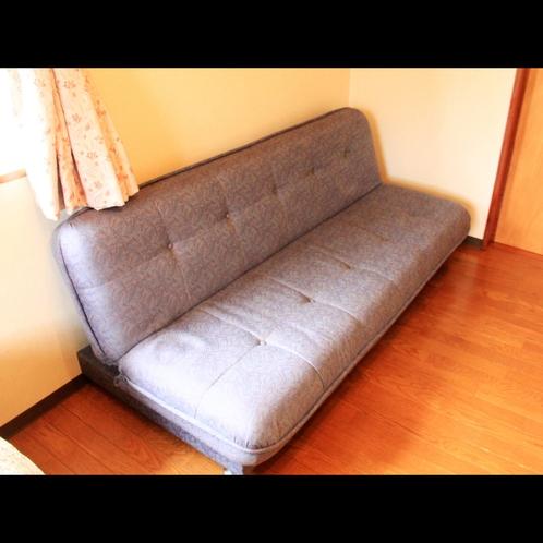 【ツインルーム】ソファーベッド付き