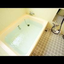 貸し切り家族風呂♪24時間入浴可能です