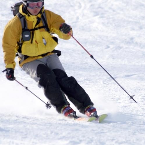 スキー&スノーボードを思いっきり楽しもう~