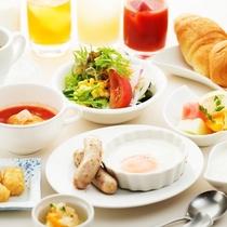■洋朝食■
