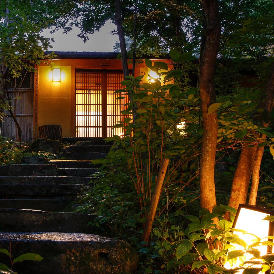 〜玄関 夜〜