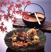 秋のお料理(イメージ)(517X500)