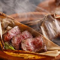 【昼食のみ■山味懐石】 たてしな藍名物!季節の盛り込みなど定番の山味懐石料理を日帰りで味わう。