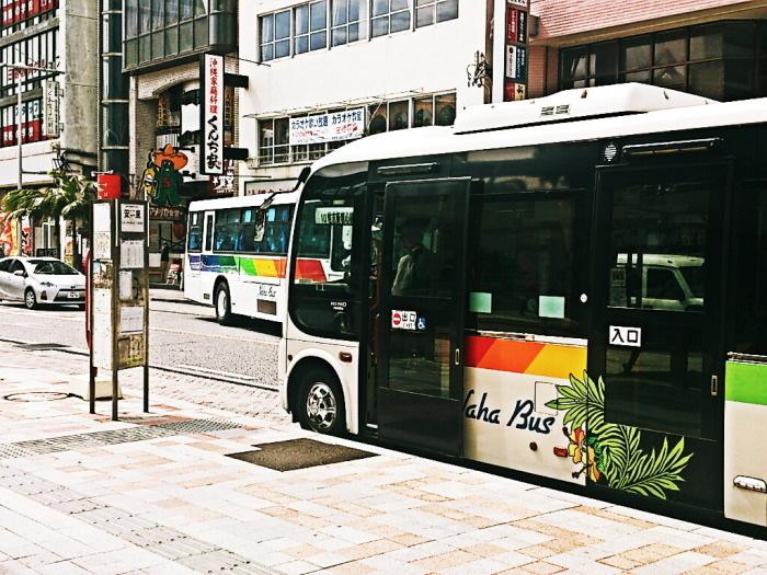 当館最寄りバス停【安里・あさと】