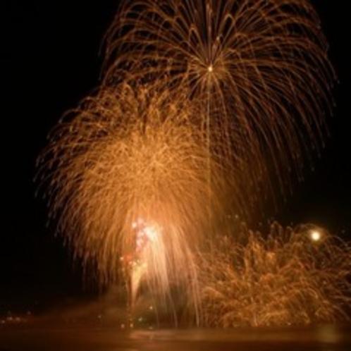 【弓ヶ浜花火大会】2015年も8月8日に開催決定!