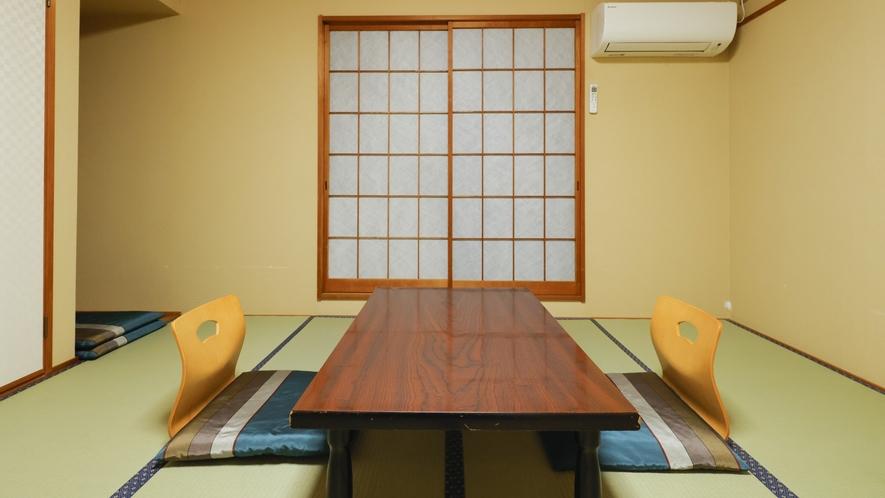 昔ながらの寛ぎの和室(新畳)
