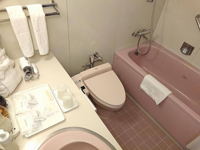 ◆ジュニアスイートルーム(バスルーム)◆