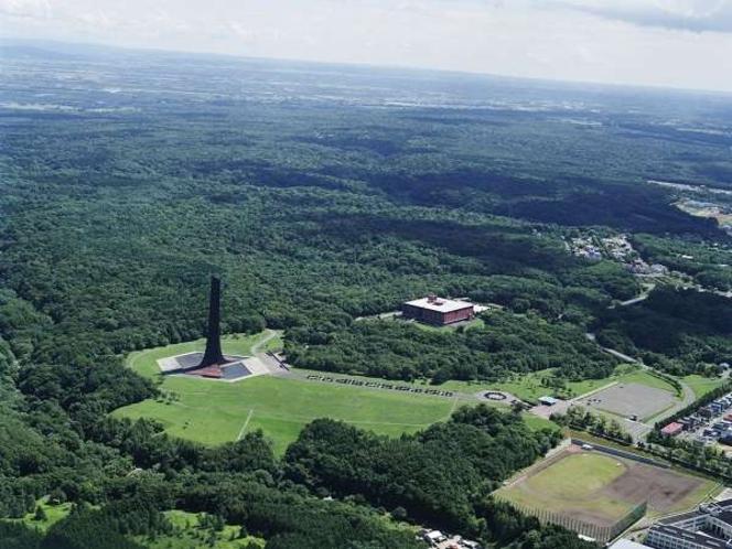 ◆北海道立自然公園野幌森林公園
