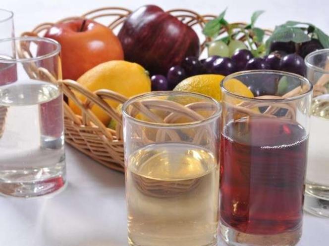 新陳代謝を高め、健康にも効果的とされる酢ドリンクもオススメです!