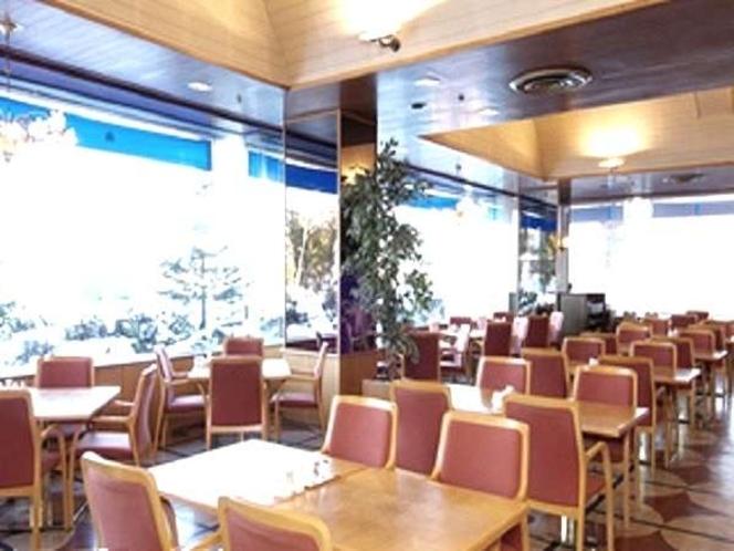 朝食(夕食)会場 1Fレストラン『ユーカラ』