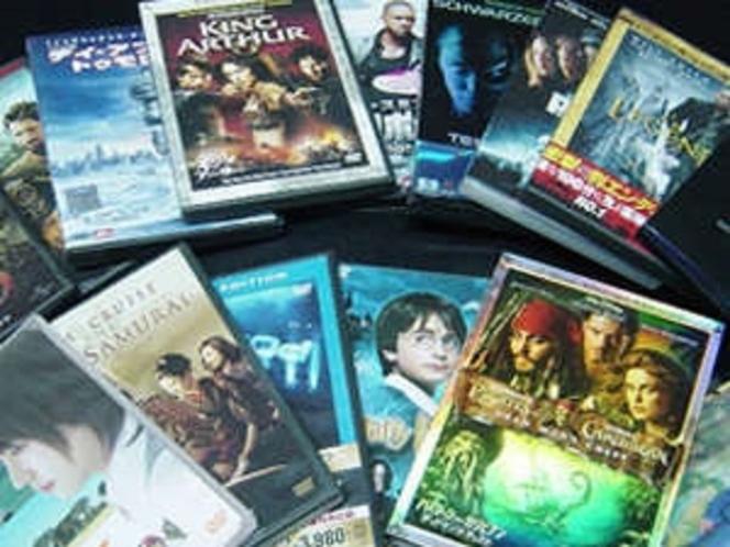 DVDレンタルサービス