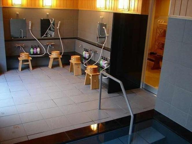 ◇女性浴場◇※洗い場は4か所ございます。