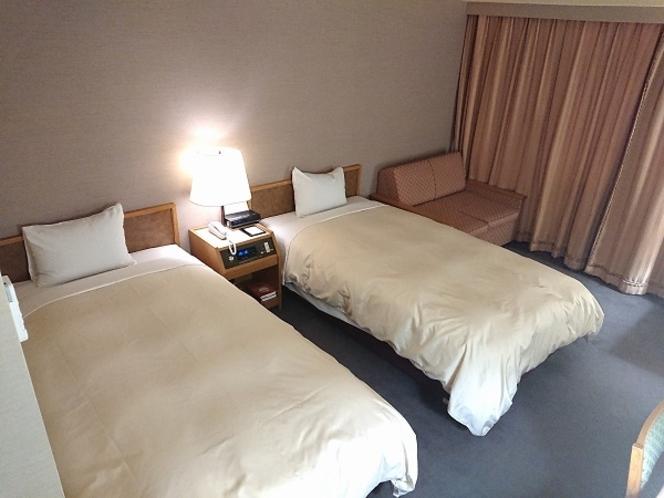 ◆スタンダードツインルーム◆ナイトイメージ