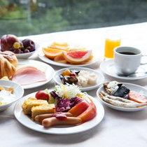 ≪ご朝食≫バイキング 洋食イメージ