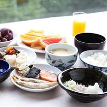 ≪ご朝食≫バイキング 和食イメージ