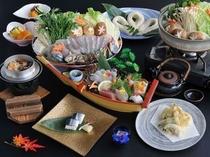 秋の味覚料理(一例)