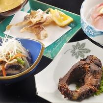 鯉三昧料理