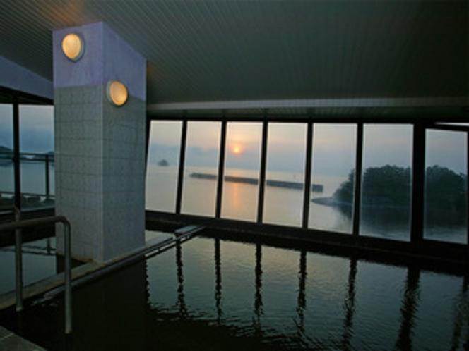 岬の湯 展望大浴場