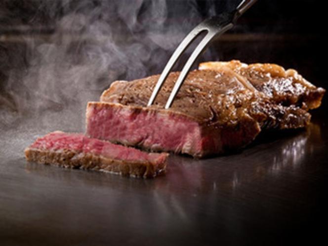 ステーキコーナー 極上の肉をご用意☆