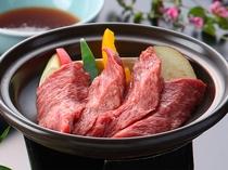 肉汁ジュワ~♪和牛陶板焼