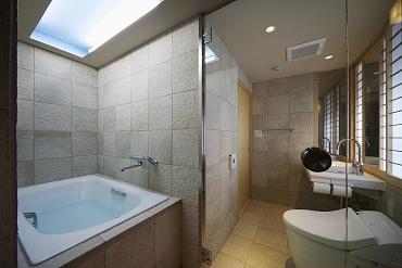 ハイクオリティルーム風呂1