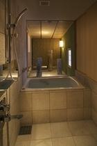 ハイクオリティルーム風呂2