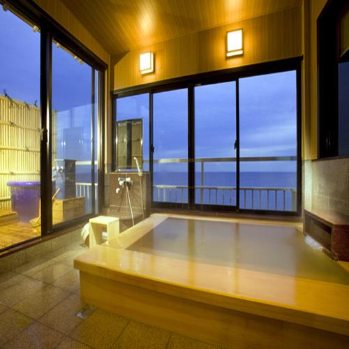 802号号室・内風呂