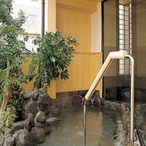 遊々湯苑・岩風呂