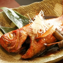 金目鯛の姿煮