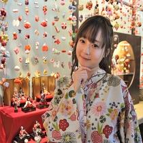 稲取文化公園(つるし雛祭り)