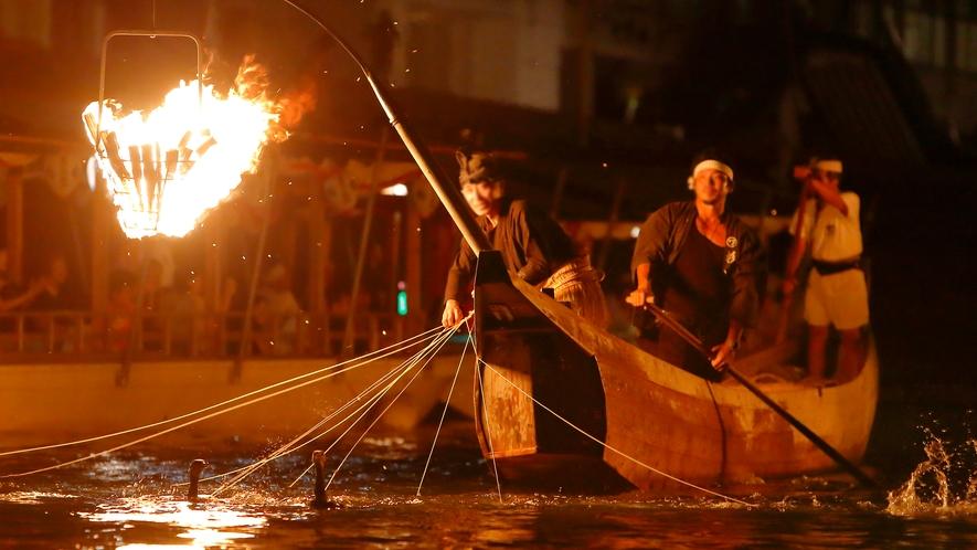 ◆ぎふ長良川の鵜飼(5月~10月の期間中)◆