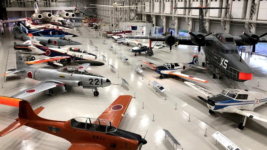 ◆かかみがはら航空宇宙科学博物館(車で約30分)◆