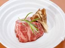 【追加一品料理】お肉の溶岩焼き(追加)