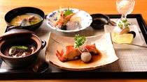【選べるお子様食】和食はお魚を中心とお食事をご用意