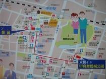 おさんぽマップ