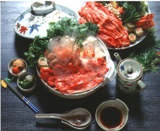 食事例:鍋物